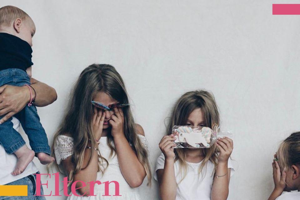 Mamawahnsinn, Vier Kinder, Griechenland