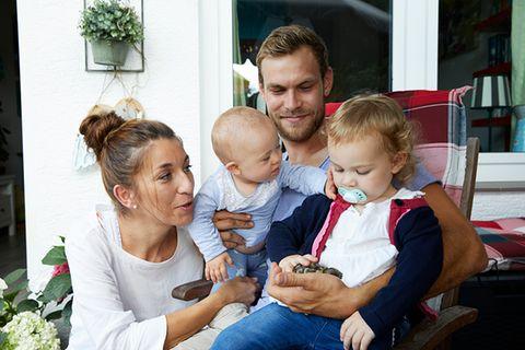Hetti mit Familie