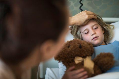 Kinderkrankheiten: Röteln-Symptome: Wie erkennt man die Infektion?