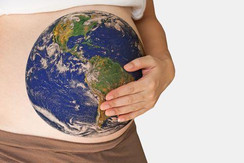 Wehenschmerzen : So kommen Babys in anderen Kulturen zur Welt