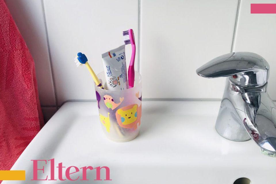 Blog Lächeln und winken Milchzähne