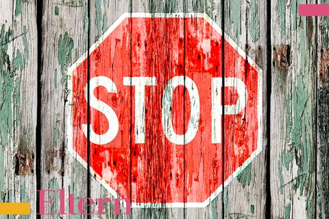 Blog Herzkindmama Stopp
