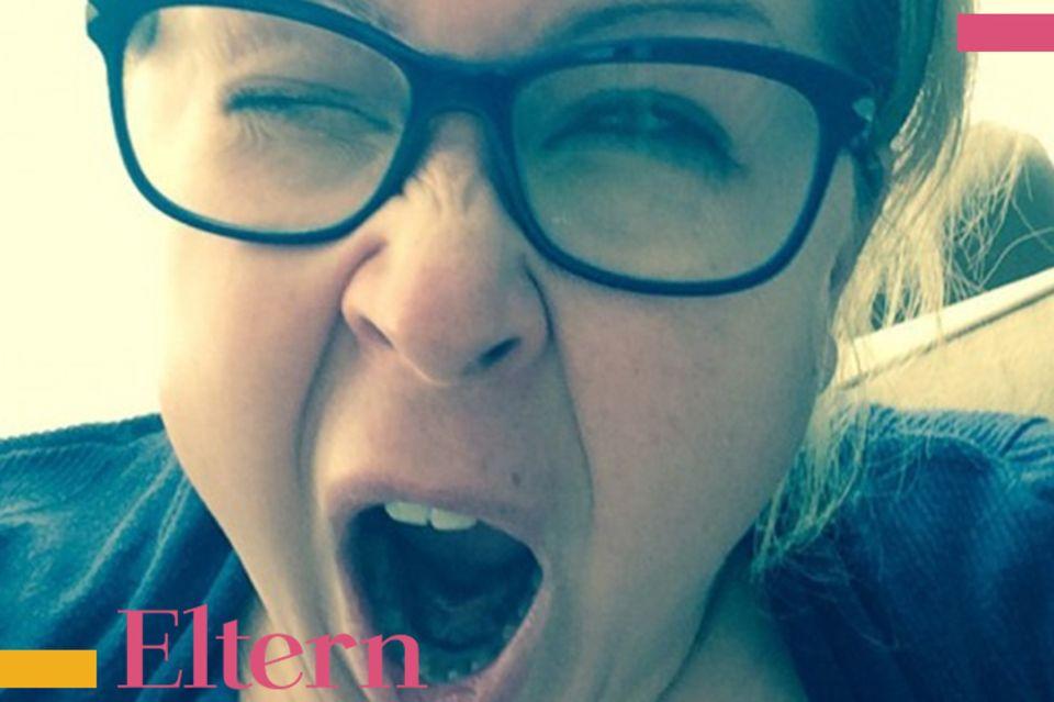 Blog Einer schreit immer, Müdigkeit