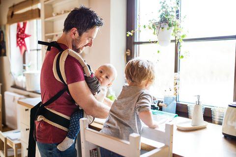 Neue Väter, Neue Mütter: Unsere neuen Rollen als Eltern