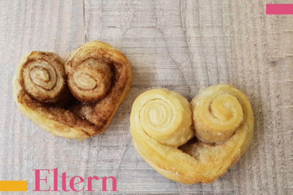 Süßes für den Valentinstag // Zimtherzen