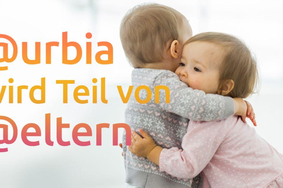 Familie ist ... wenn man einfach zusammengehört: URBIA und ELTERN werden eins auf Facebook