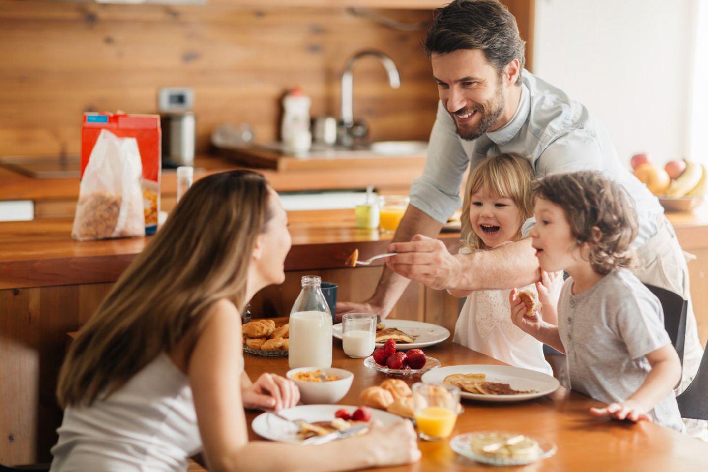 Mama steht Kopf - Sonntags gibt es Pancakes!