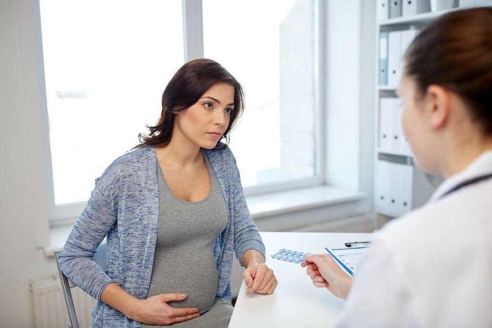 Schwangerschaft: Hämorrhoiden in der Schwangerschaft: Symptome, Diagnose und Behandlung