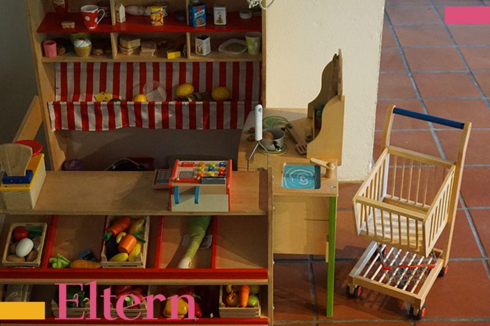 Blog Reges Leben, Supermarkt