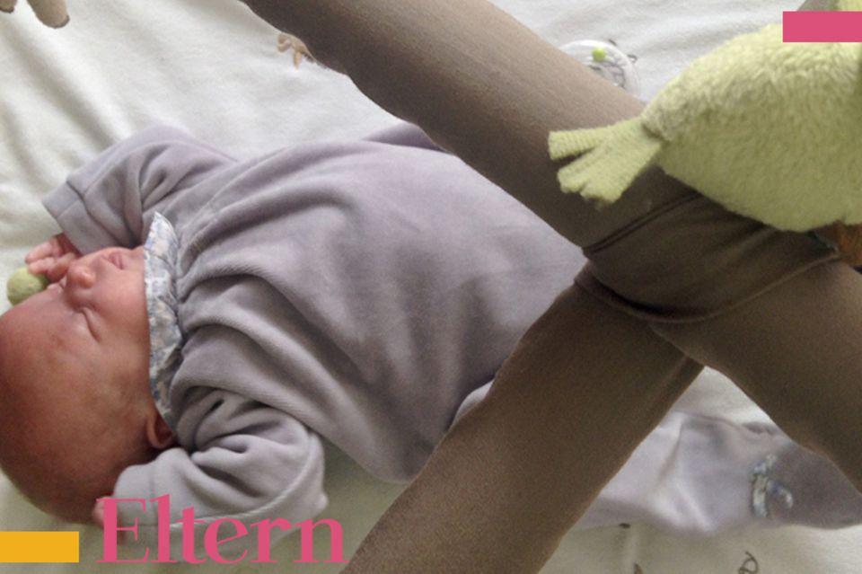 Blog Mama und Co, Geburtserfahrung