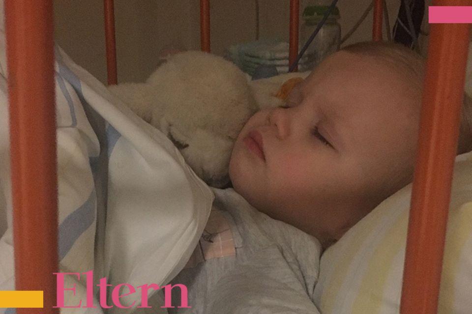Blog Mama und Co, Fieberkrampf