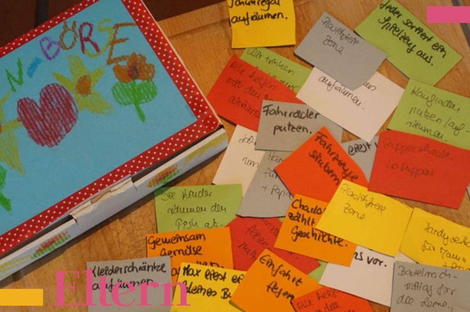 Blog Reges Leben, Fastenbörse