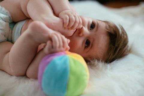 Entwicklung: PEKIP: Frühförderung für Babys – bringt das was?