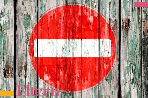 Blog Mama steht Kopf, kinderfreie Zone