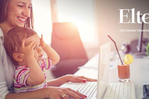 Beste Unternehmen für Eltern