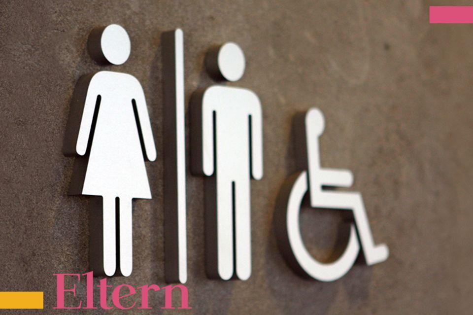 Blog Eine ganz normale Mama, Öffentliche Toiletten