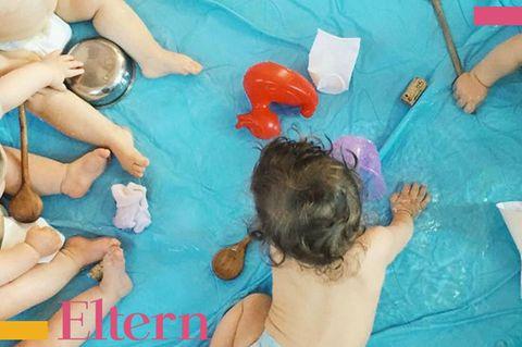 Blog siebenkilopaket, Babykursmütter