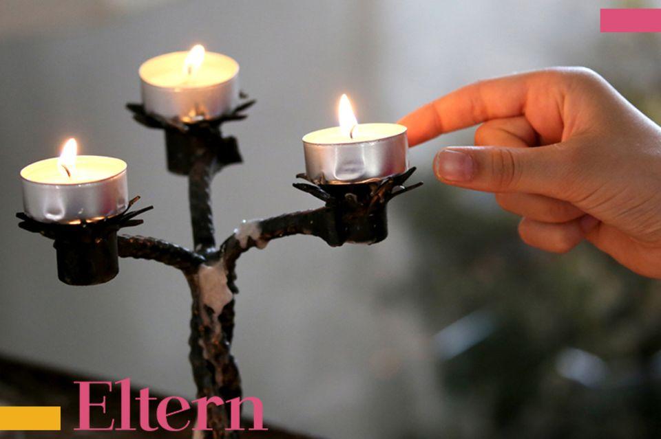 Blog Mama steht Kopf, Beerdigung