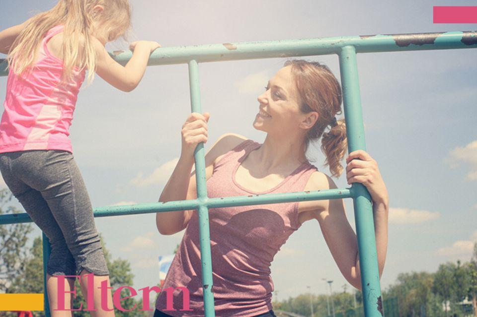 Blog Mama steht Kopf, Spielplatz