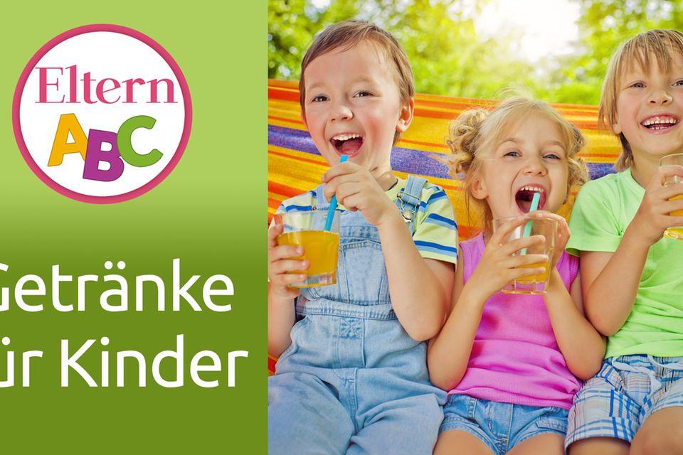 Getränke für Kinder