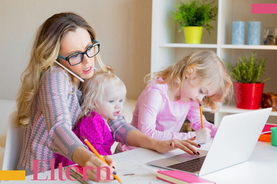 Blog sonjaschreibt.com, Kind und Job