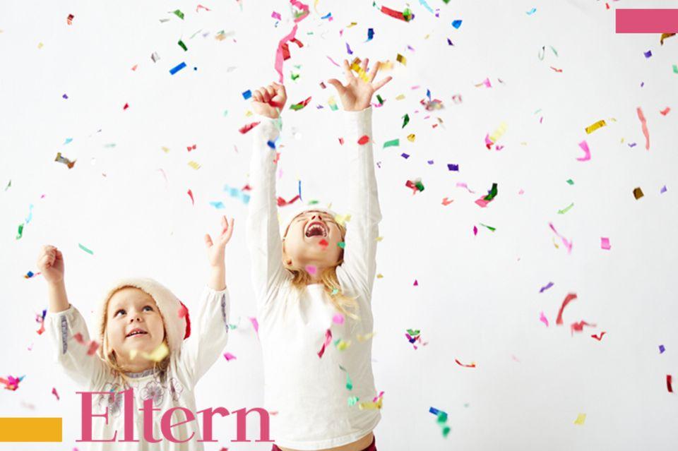 Blog Mama steht Kopf, Familienfest