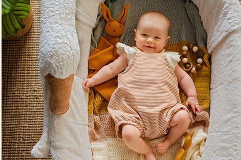 Öko wird Mode: Ganz in Natur: Nachhaltige Babymode