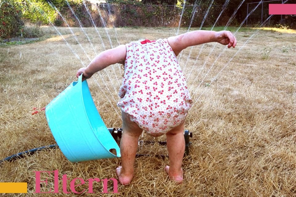 Blog Mama steht Kopf, Sommerkinder
