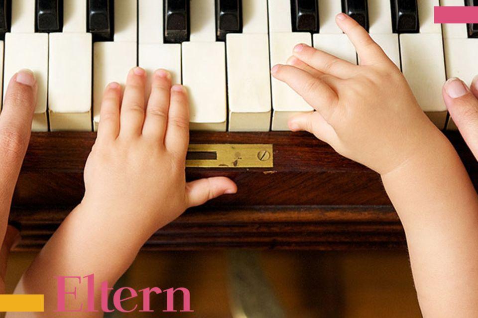 Blog Eine ganz normale Mama, Talentförderung