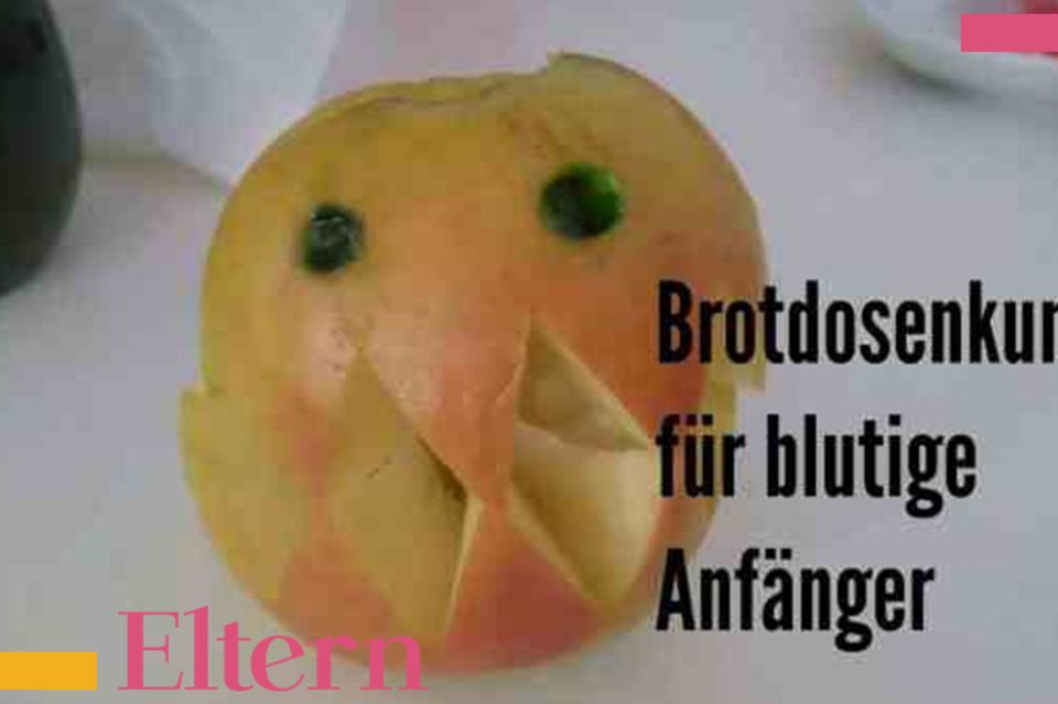 Blog Einer schreit immer, Brotdosen