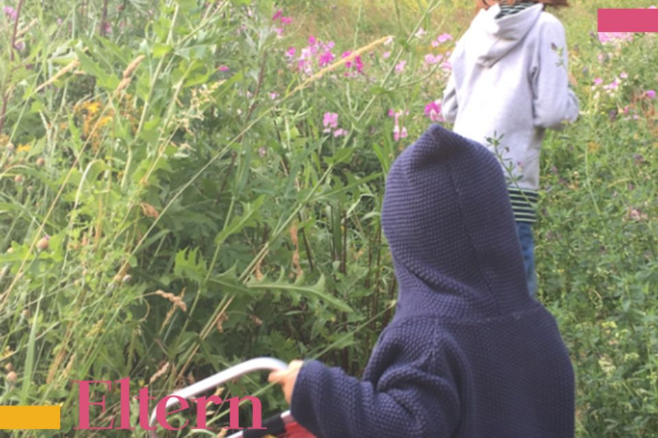 Blog Eine ganz normale Mama, Kindheit