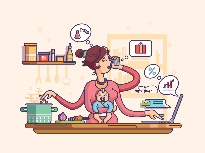 Blog Eine ganz normale Mama, 10 Dinge