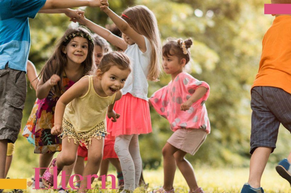 Blog Mama steht Kopf, Kindergeburtstag
