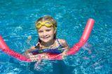 Schwimmnudel Pool Baby