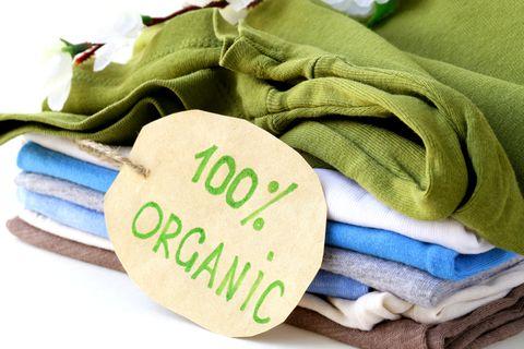 Klamotten 100% organic