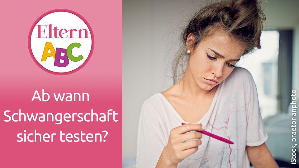 Kinderwunsch: Schwangerschaftsfrühtest: Ab wann ist er sinnvoll?