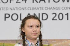 Greta Thunberg Rede Kattowitz