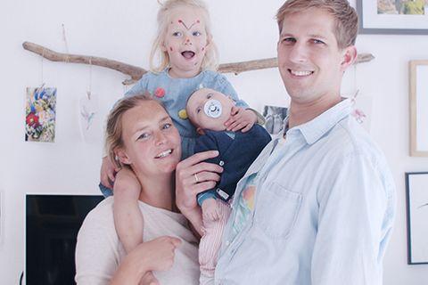 Weltreise-Familie