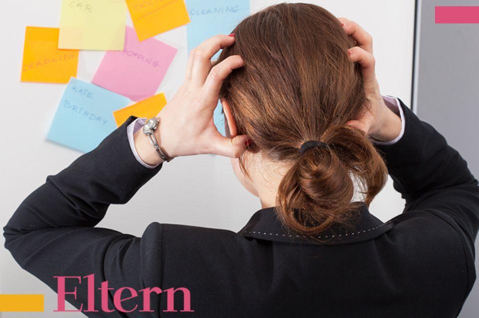 Blog Mama steht Kopf, Aufgaben Mütter