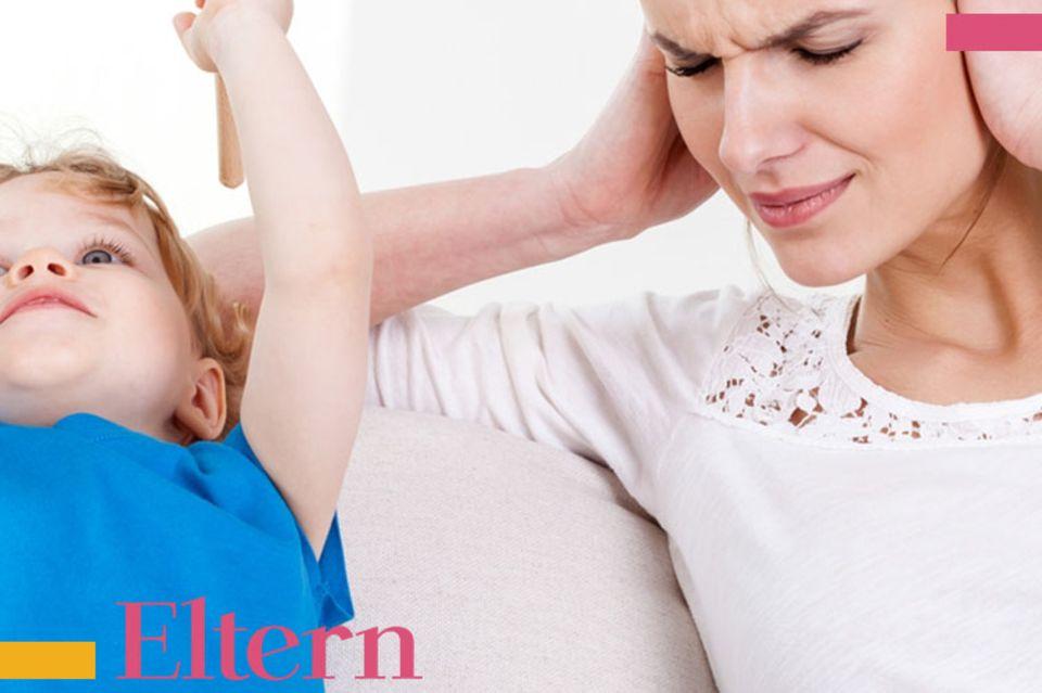Blog Eine ganz normale Mama, Nerven