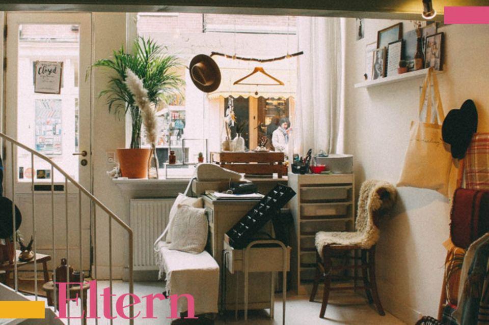 Blog Fips & ich, Wohnung