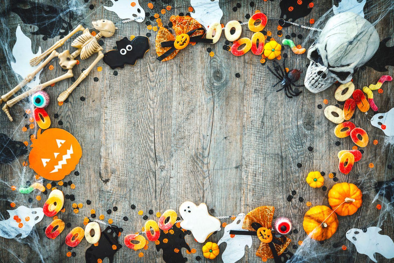 Blog Milchtropfen, Halloween