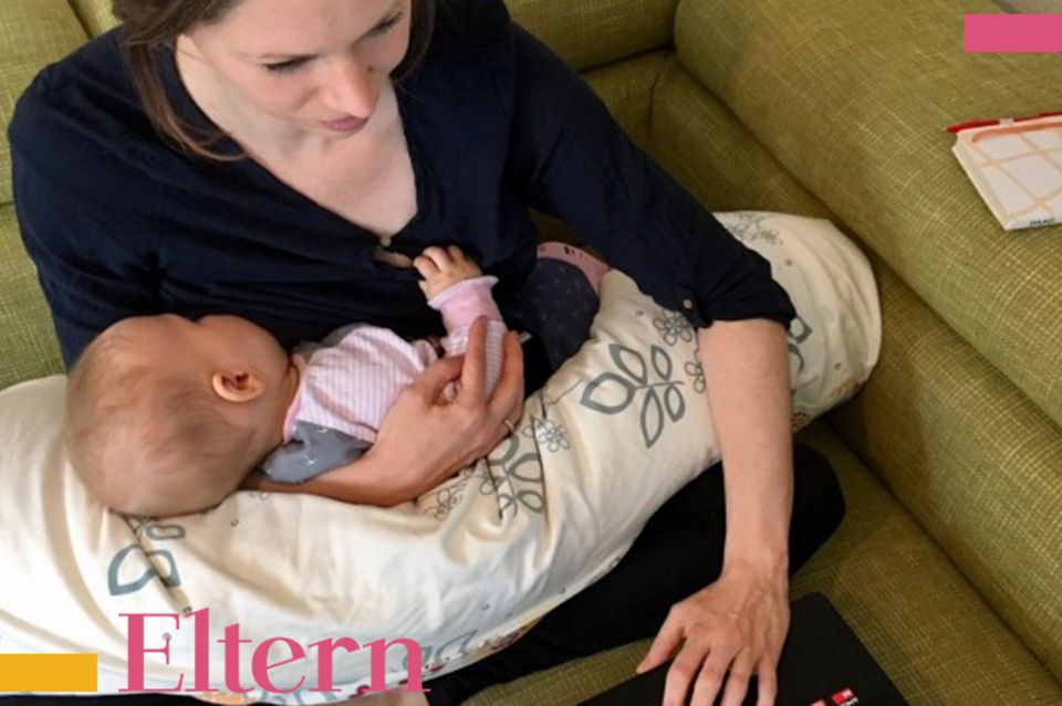 Blog Eine ganz normale Mama, Teilzeit