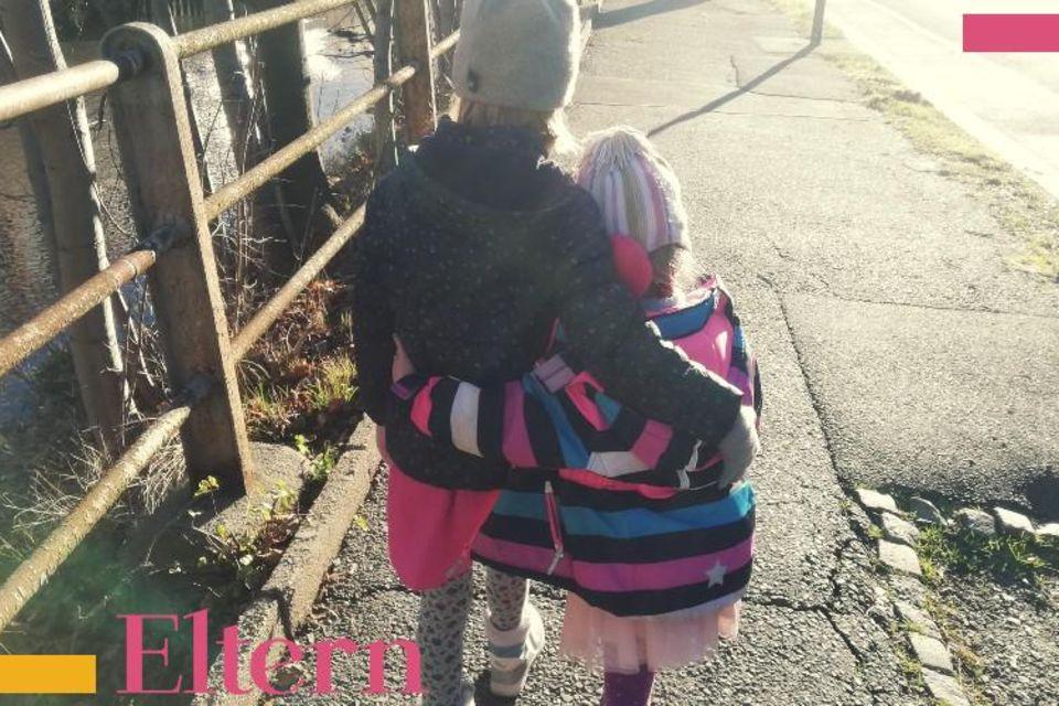 Wiebke Verflixter Alltag: Geschwister mit unterschiedlichen Privilegien - von Tränen und Frust der Jüngeren