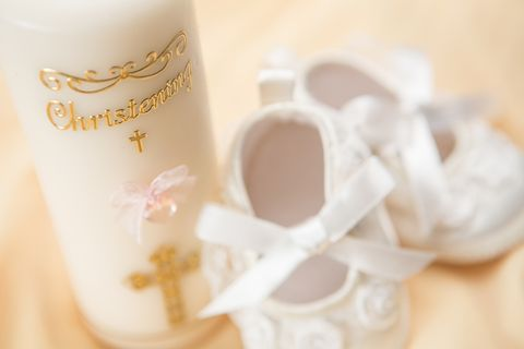 Taufkerze gestalten