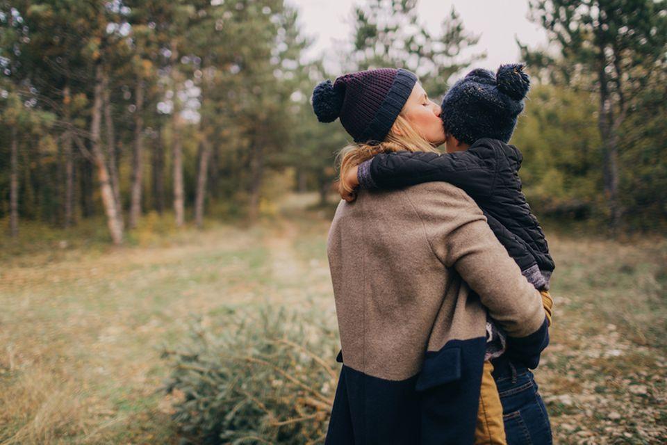 Erholung und Ruhe findet ihr im Wald