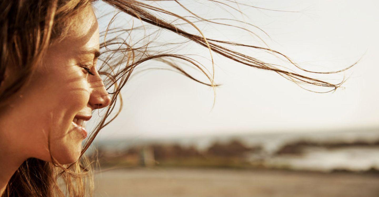 Milchtropfen: Positiv denken – So baust du dir ein positives Mindset auf