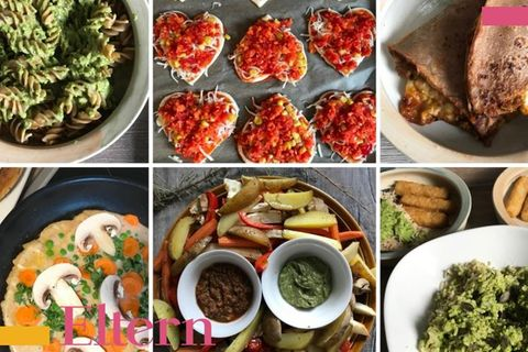 Milch & Mehr: Meal Plan: 50 gesunde, schnelle Familienmahlzeiten