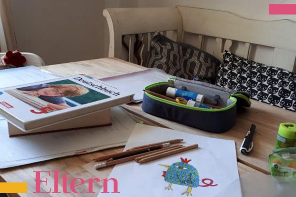 Blog Aus dem Kopf, Homeschooling