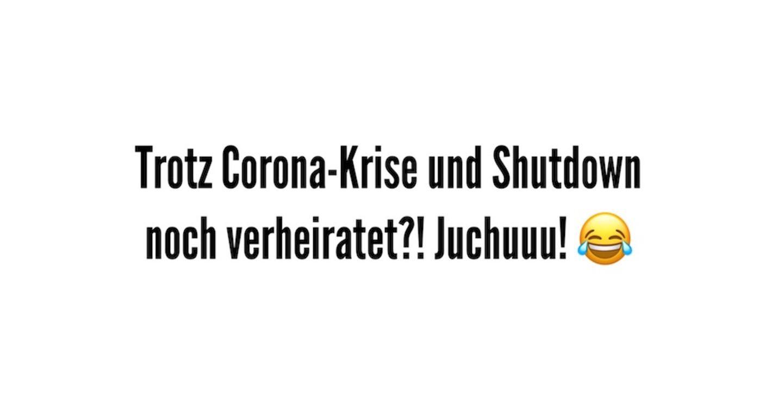 """Lächeln und winken: Corona-Krise und Partnerschaft – ein ganz spezieller """"Contest""""!"""